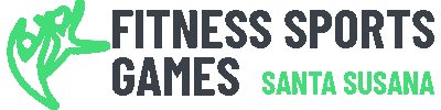 Fitness Sports Games Logo